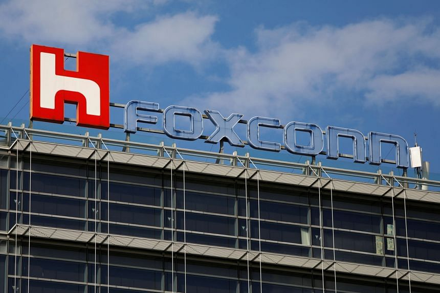 Foxconn also stepped up health checks at its annual new year party, including providing 35,000 face masks and checking everyone's temperature as they entered the venue.