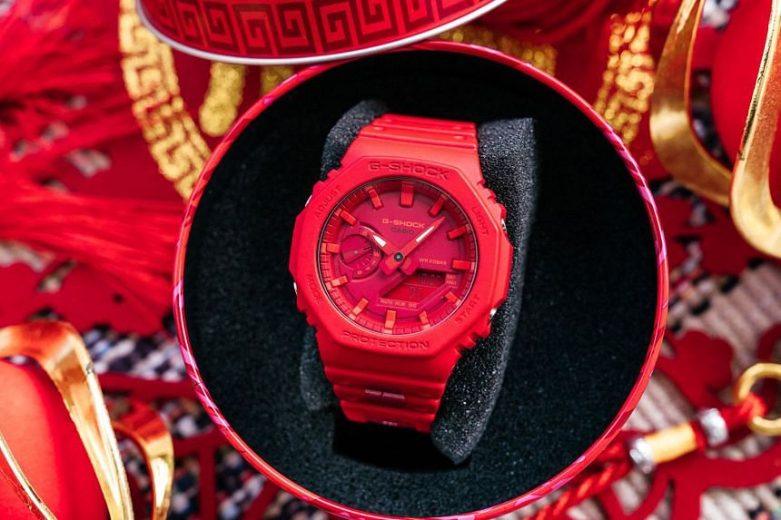 Casio G-Shock Year of the Rat Chinese New Year Edition: WATCH.