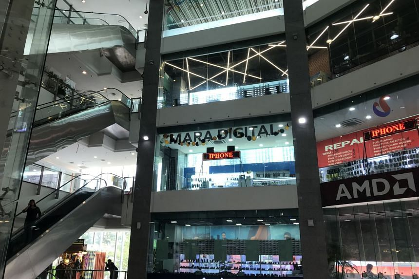 Malaysia's bumiputera-only digital malls struggle to stay open, SE