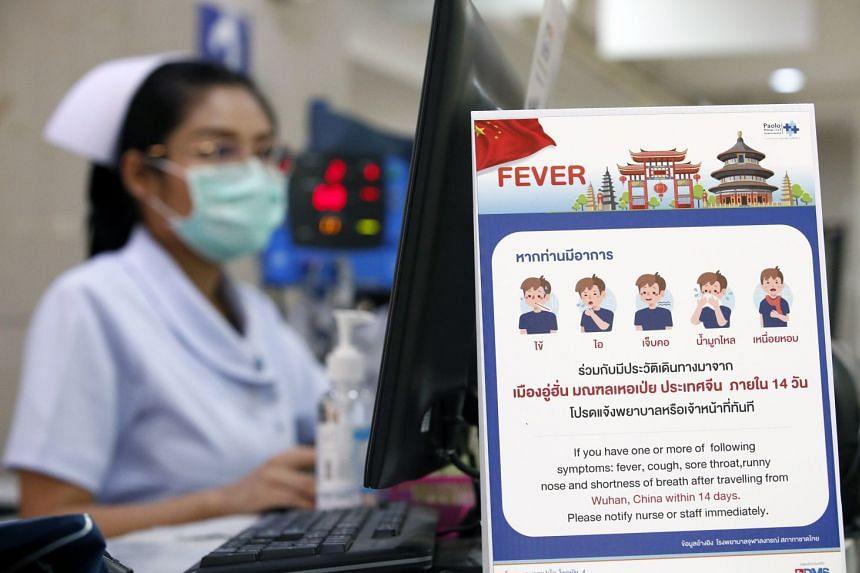 corona virus bangkok hospital
