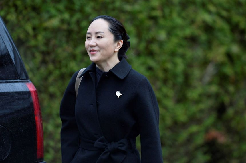 Huawei executive's case in limbo after judge adjourns court