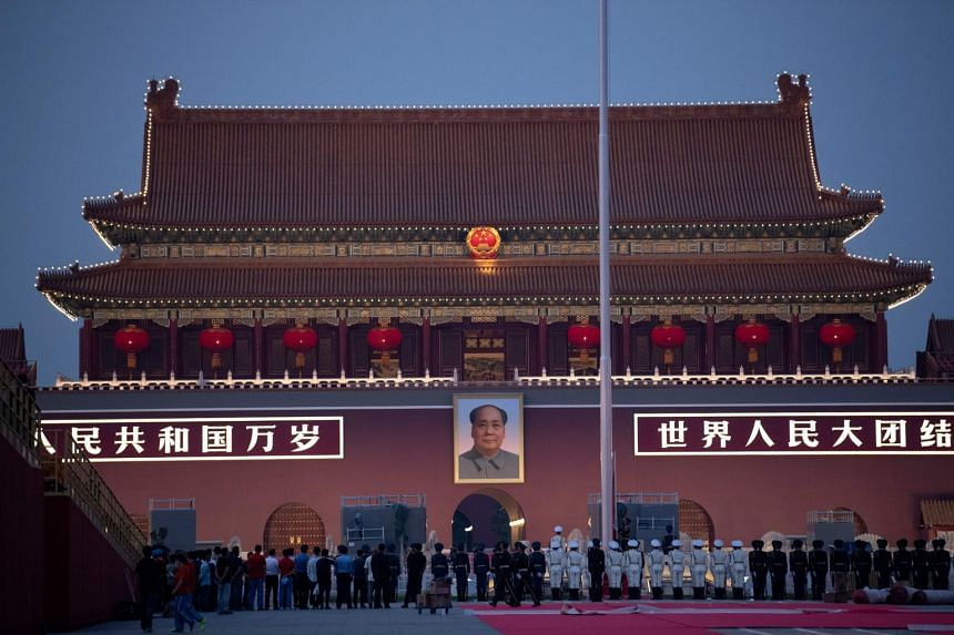"""In an online statement, Beijing's Forbidden City will close on Jan 25 until further notice to """"avoid cross-infection caused by the gathering of people""""."""