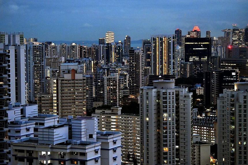 Oversupply in Singapore's private residential market is easing but could take until next year to reach manageable levels, according to Mr Ong Teck Hui, JLL's senior director of research & consultancy. However, a new threat looms in the form of the Wu