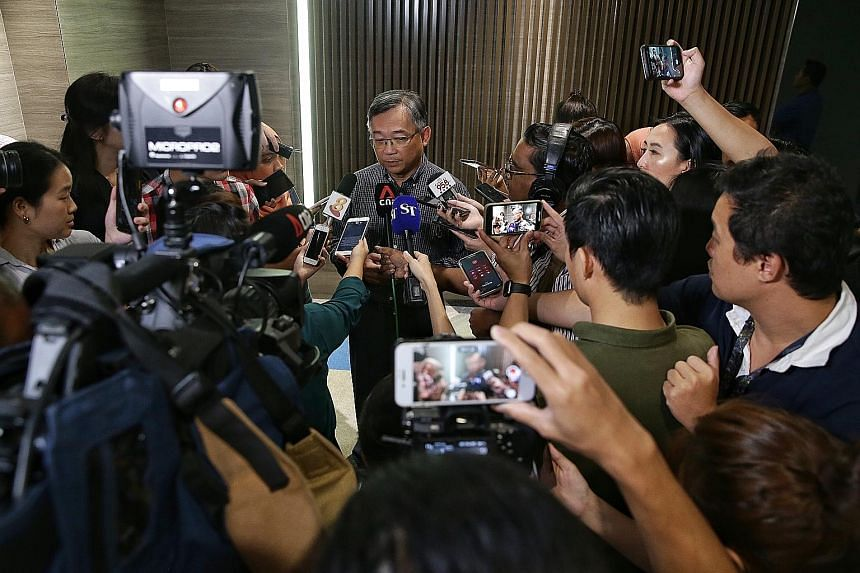 Health Minister Gan Kim Yong confirmed Singapore's first case of the Wuhan virus infection yesterday. Those identified as close contacts of the patient will be quarantined and monitored for symptoms for 14 days from their last exposure to the patient