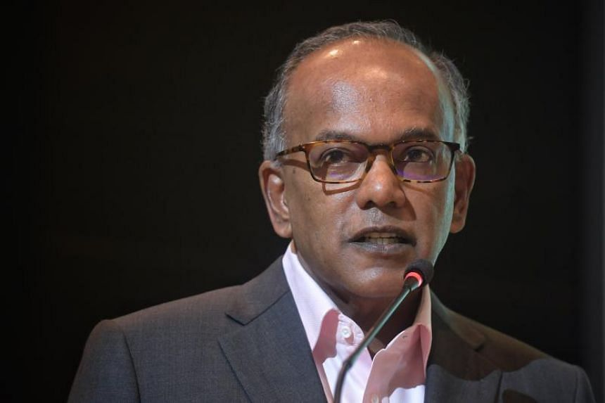 In a statement released on Jan 24, 2020, the Ministry of Home Affairs said Minister K. Shanmugam has decided to reject the application.