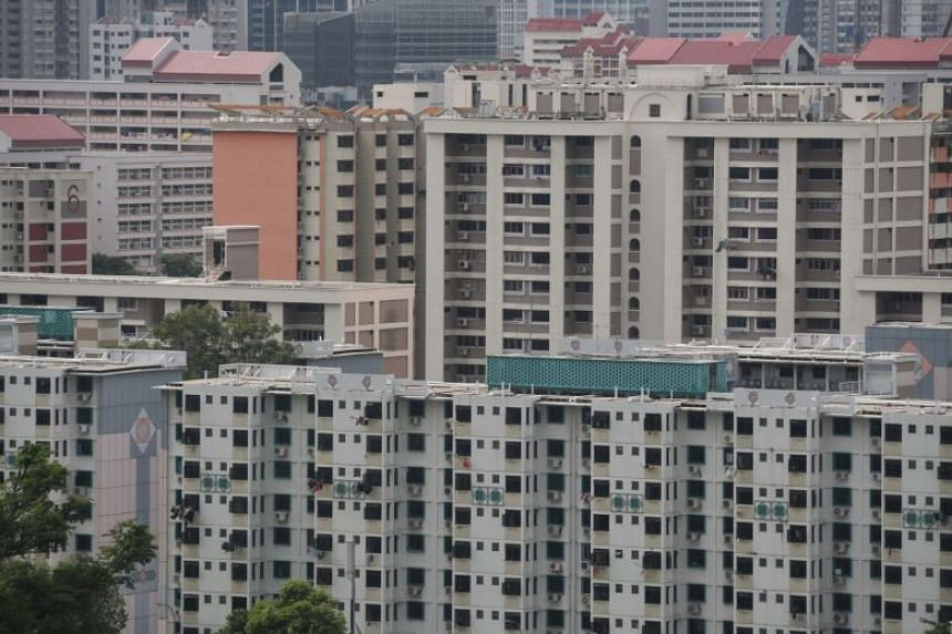 Various HDB housing schemes and grants have helped some 4,700 tenants in public rental housing in buing their own flats from 2015 to 2019.