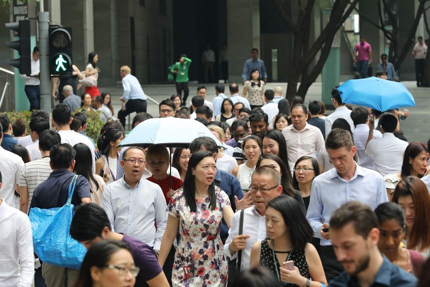 The number of retrenched Singapore citizens also fell between 2016 and 2018 after two consecutive years of increase.