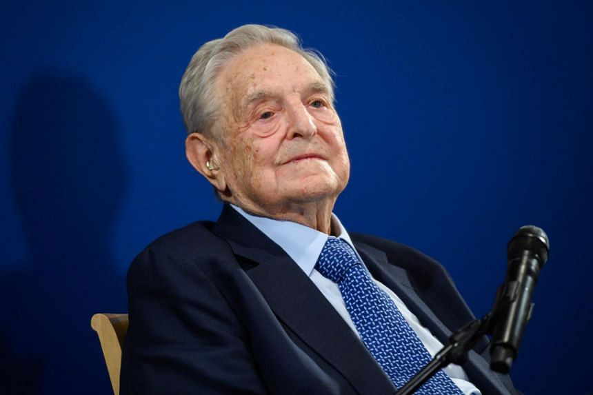 George Soros has used his annual Davos speech as a platform to criticise the social media giant in the past.