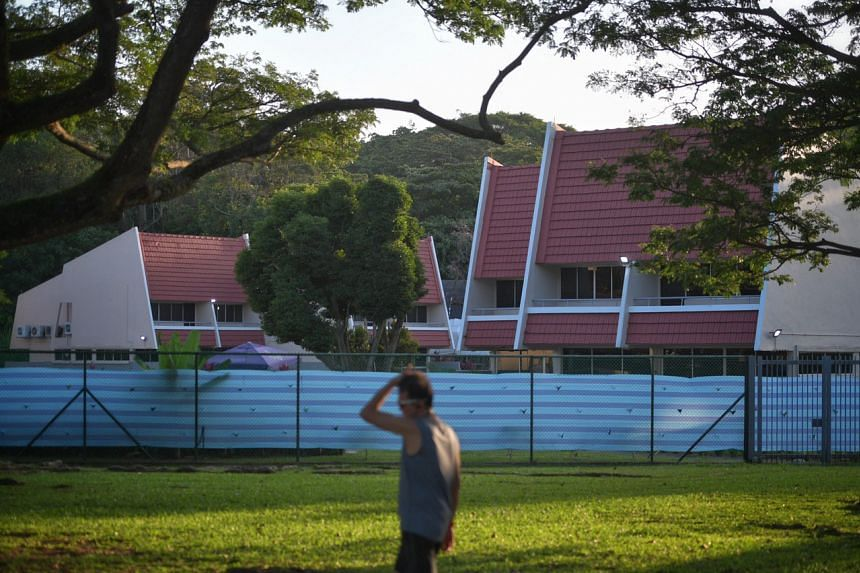 The Heritage Chalet in Pasir Ris is designated as one of the facilities being prepared as Singapore fights the spread of the Wuhan virus.