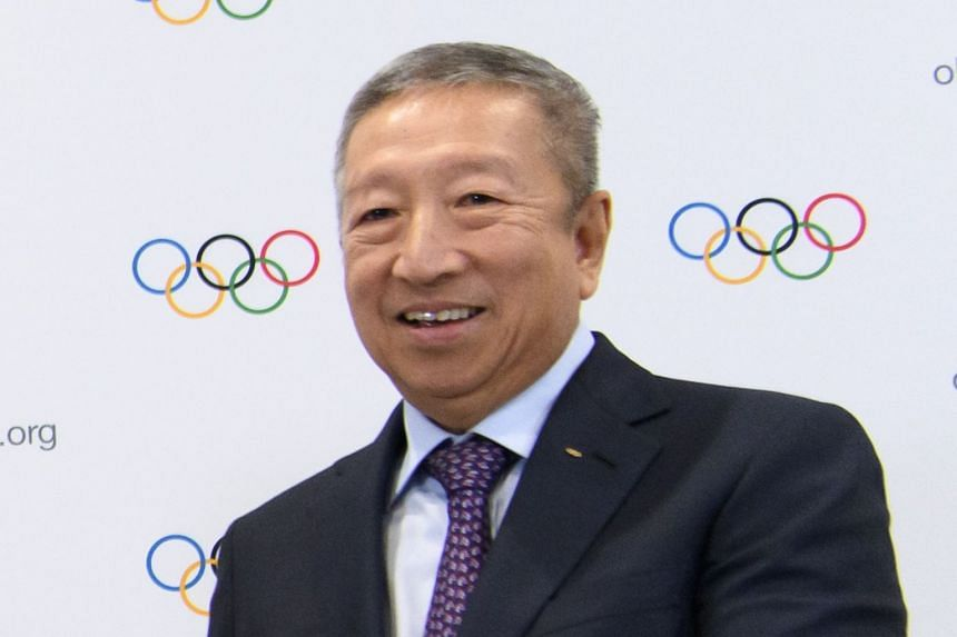 Mr Ng Ser Miang, who chairs the International Olympic Committee's finance commission, replaces Italian Francesco Ricci Bitti, who had been in the role since 2014.