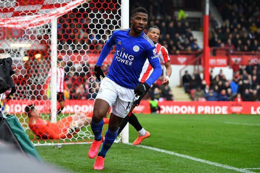 Kelechi Iheanacho Leads Leicester City To FA Cup Fifth Round