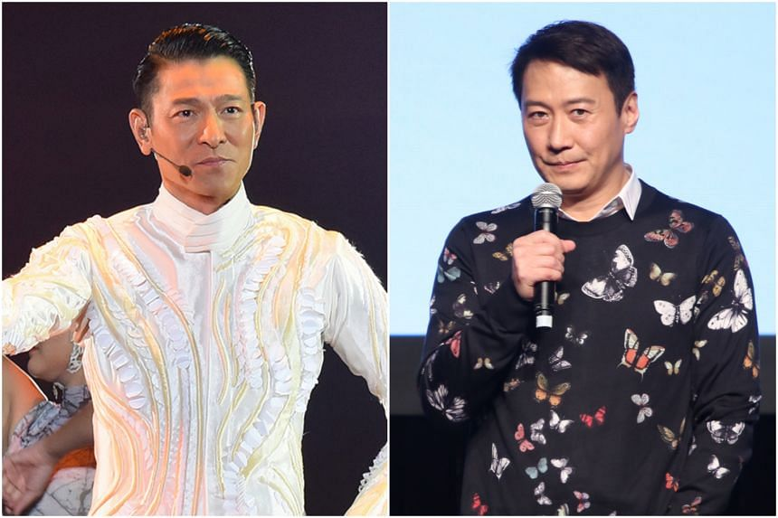 Andy Lau cancelled his shows in Hong Kong, while Leon Lai postponed two shows in Macau.