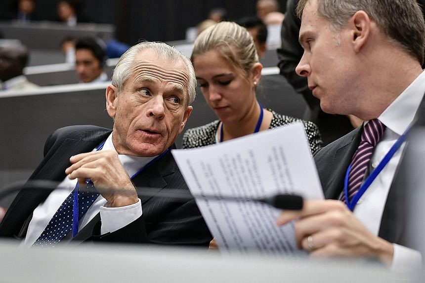 White House trade adviser Peter Navarro is sceptical that China would keep the promises it made in the partial trade deal.