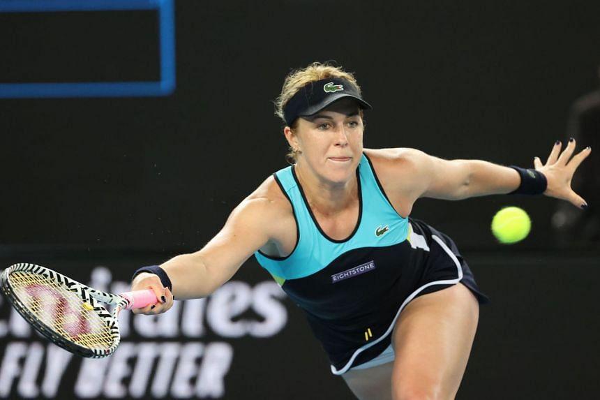Russia's Anastasia Pavlyuchenkova reaches quarter-finals of Australian Open