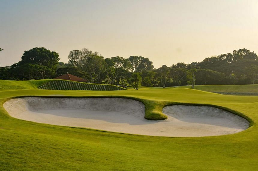 The Singapore Women's Open will be hosted at Tanah Merah Country Club's Tampines course.
