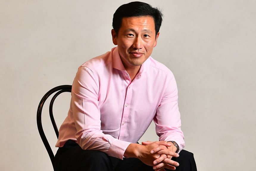 Education Minister Ong Ye Kung