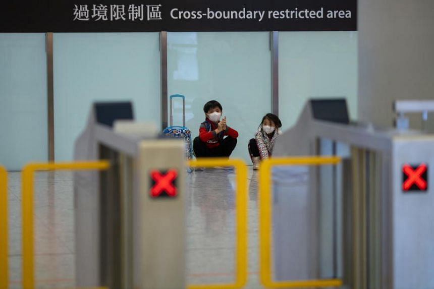 The high-speed rail service between Hong Kong and mainland China will be suspended from Jan 30, 2020.