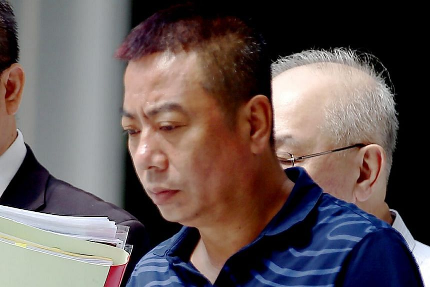 Wang Fengli was sentenced to 8 weeks' jail after pleading guilty to one count of cheating.