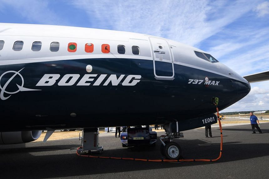 The grounding of Boeing's 737 Max jets forced the planemaker to freeze production of the aircraft and let to the ouster of former CEO Dennis Muilenburg.