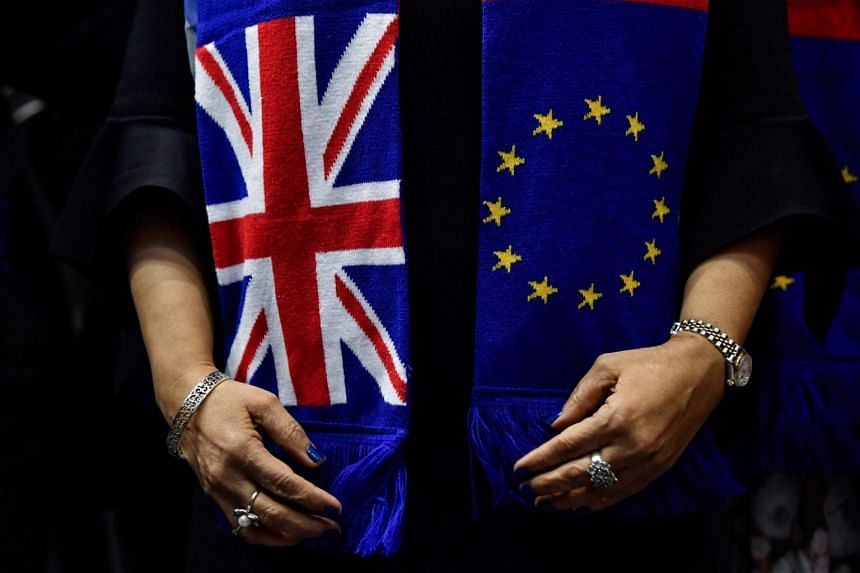 After protracted and often tortuous divorce talks, Britain will leave the club it joined in 1973 at midnight on Friday, when British flags will be removed from EU offices and the EU flag lowered on the British premises there.