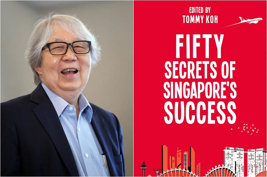Curated by Dr Tommy Koh, the 340-page book consists of 50 essays written by leaders and experts from various fields in Singapore about how our small city state has succeeded not just in economics but also eight other key areas.
