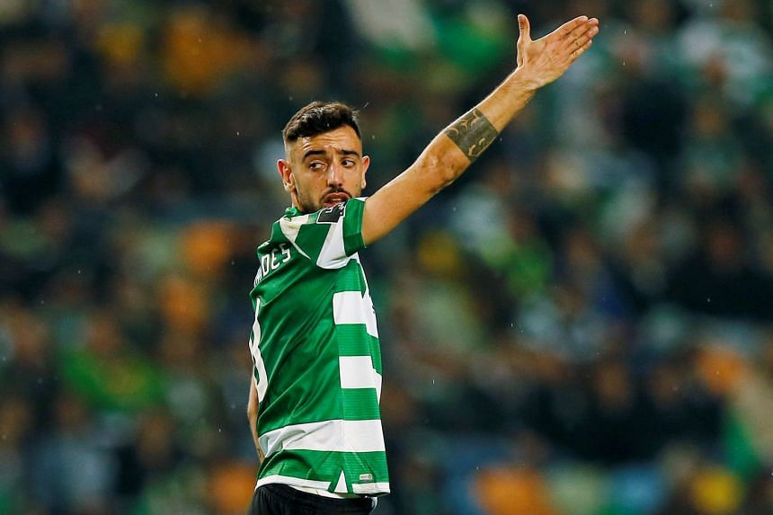 United have agreed a deal with Sporting Lisbon for Bruno Fernandes.