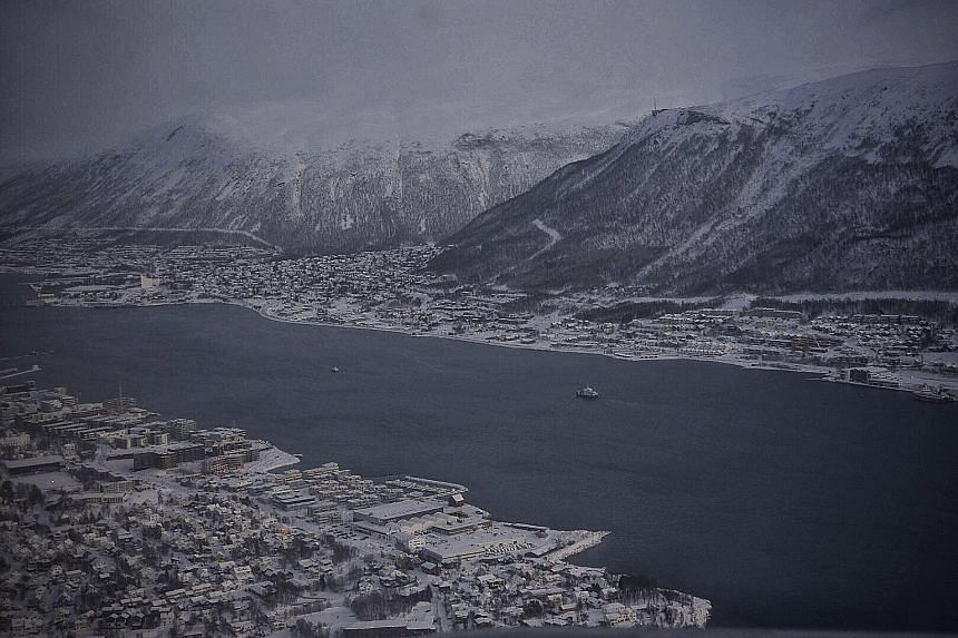 Tromso, Norway, is the site of Arctic Frontiers, an international conference that brings over 3,000 delegates together to discuss pertinent Arctic issues.