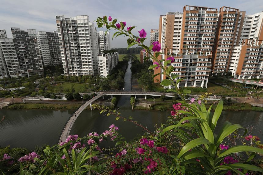 Punggol and Sengkang had the highest number of newer flats sold from 2011 to last year.