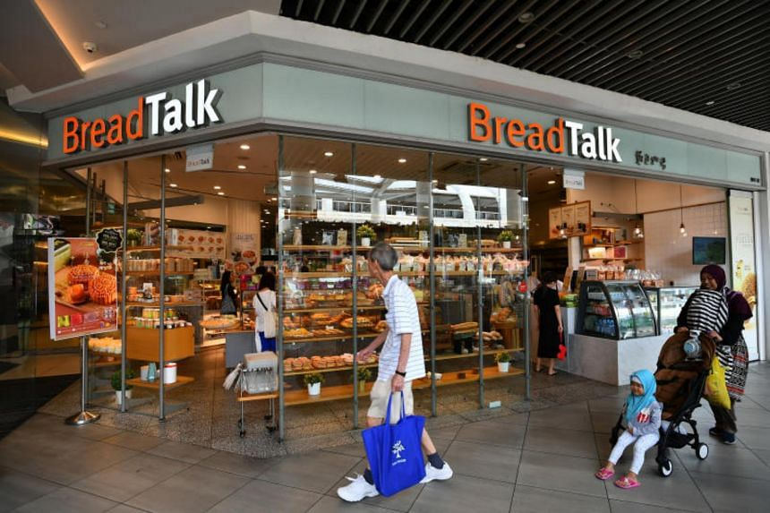 Mr Chan Ying Jian will leave BreadTalk on March 15 to pursue other career opportunities.