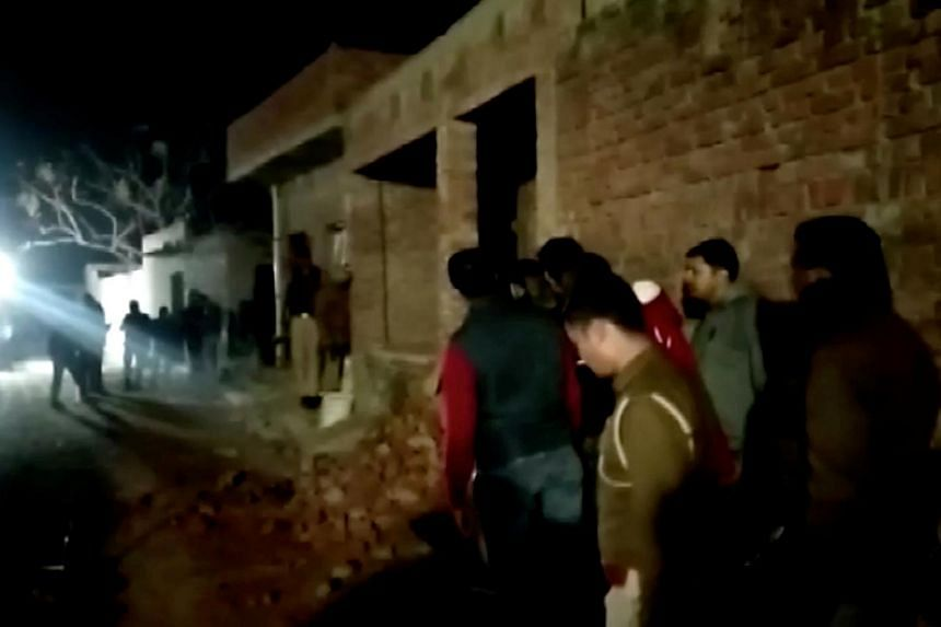 UP hostage crisis: All children rescued, accused killed