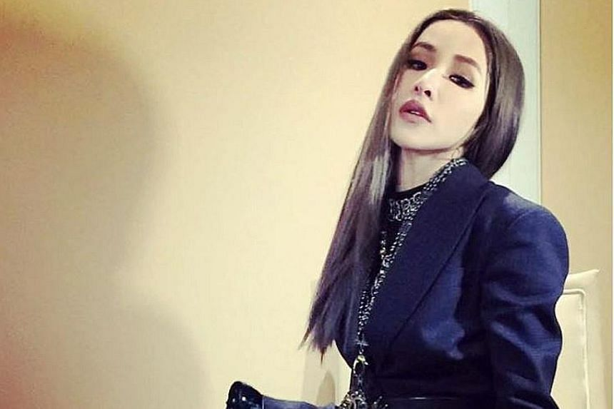 I Ve Dated Over 100 Men Elva Hsiao Entertainment News Top Stories The Straits Times