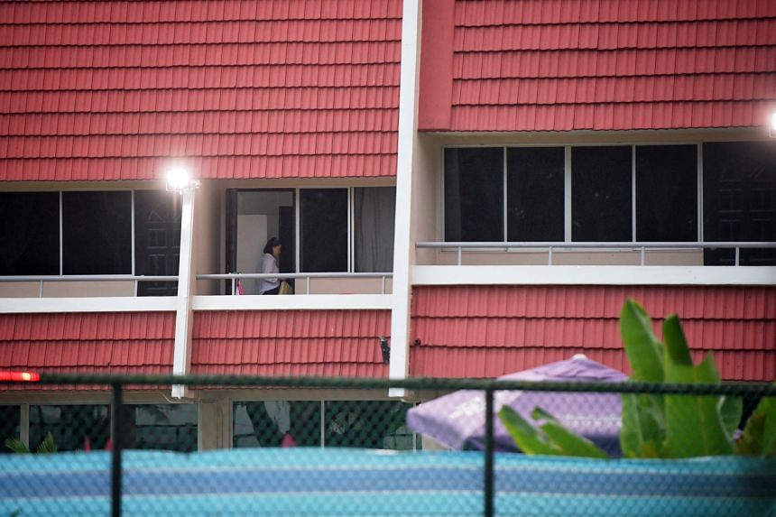Heritage Chalet in Pasir Ris, seen here in a photo taken on Jan 26, 2020, is one of the government quarantine facilities.