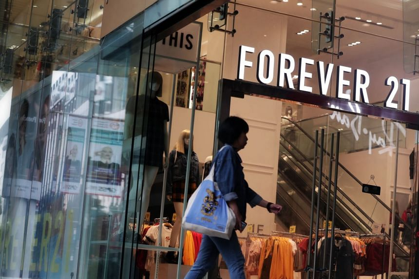 """Forever 21 had been in """"substantial, round-the-clock negotiations"""" about the bid."""
