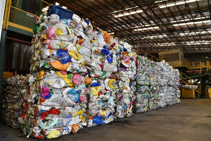 Senior Minister of State for the Environment and Water Resources Amy Khor said packaging waste, which includes plastic, is a priority waste stream for Singapore.