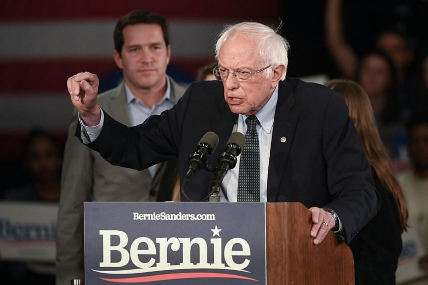 Iowa Democratic caucuses: Bernie Sanders claims Iowa lead, ahead of Pete Buttigieg