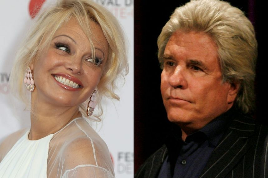 Pamela Anderson & Jon Peters part ways less than 2 weeks after wedding