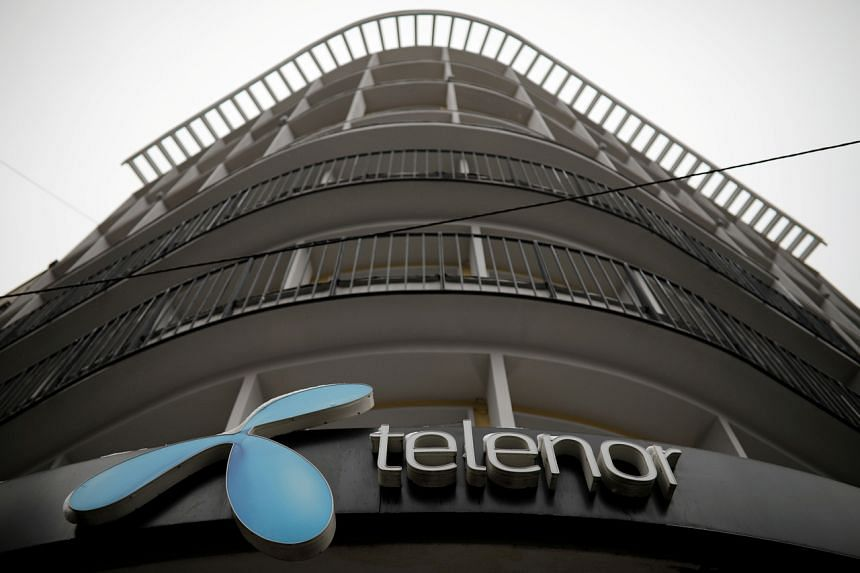 Norwegian mobile operator Telenor Group said Myanmar's transport and communications ministry had ordered mobile Internet traffic to be stopped.