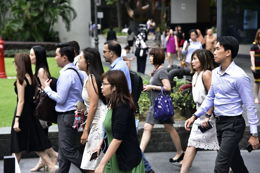 Managing the growth of the foreign workforce is especially crucial because the size of the local labour force will peak in the next 10 years, said Minister for Trade and Industry Chan Chun Sing.