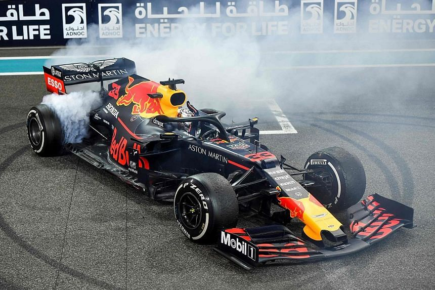 Red Bull confirms RB16 launch date