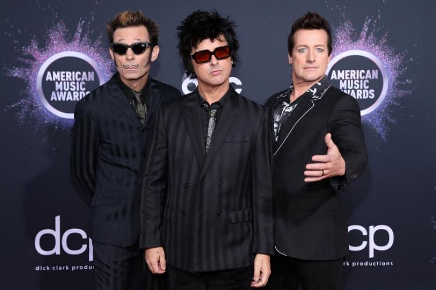 Concert tickets to American pop punk band Green Day's return to Singapore at the Singapore Indoor Stadium on March 8, are already sold-out.