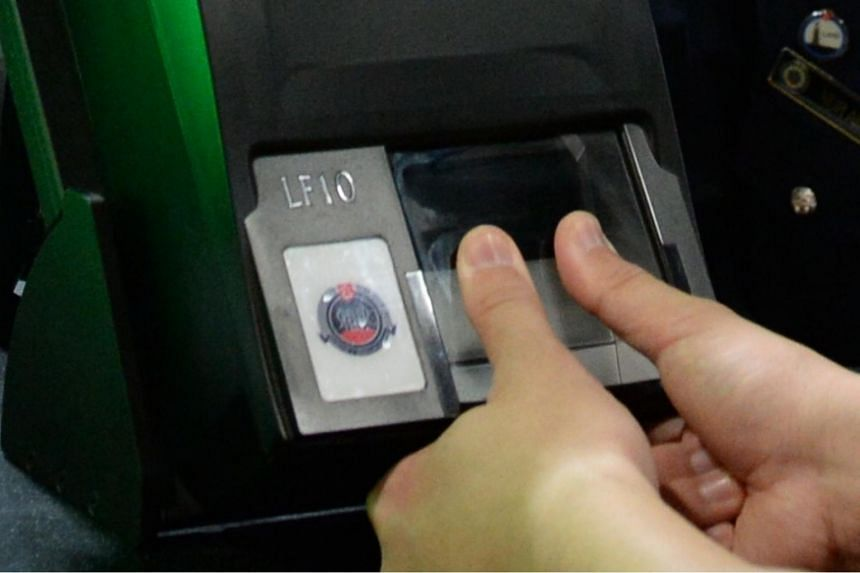 It is impossible for ICA to sanitise the scanners each time a person passes through.