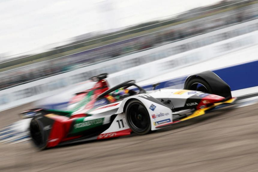 The all-electric Formula E motor racing series abandoned plans for a race in Sanya on March 21, 2020.