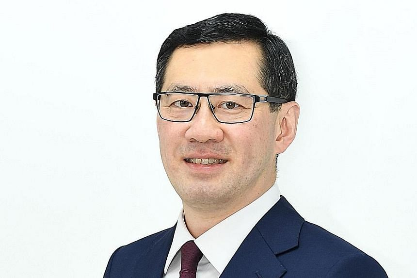 Mr Dennis Tan was formerly head of OCBC Bank's consumer financial services in Singapore.