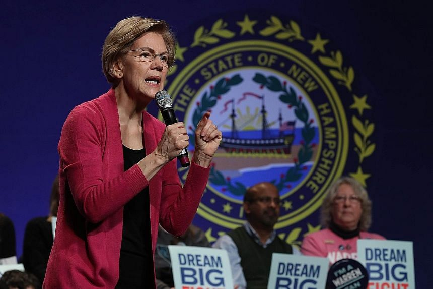 Coming in third in the Iowa vote was Senator Elizabeth Warren. Former vice-president Joe Biden, who was seen as lacking energy in Iowa, was placed fourth. Senator Bernie Sanders was in second place in the Iowa caucuses, going by the available numbers