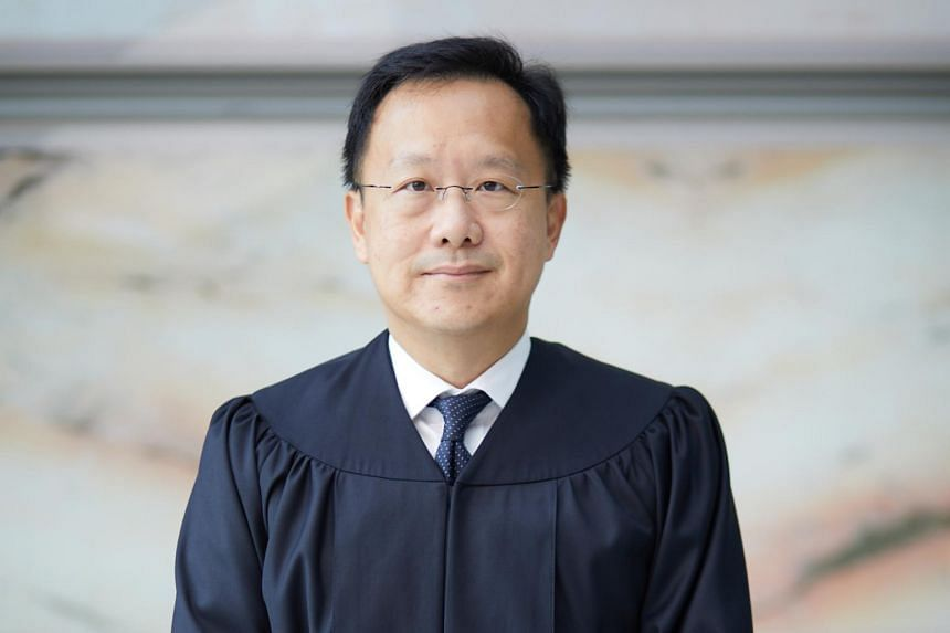 """Justice Ang Cheng Hock said there is a """"clear information asymmetry"""" between the Government and those whose statements are being challenged under Pofma."""