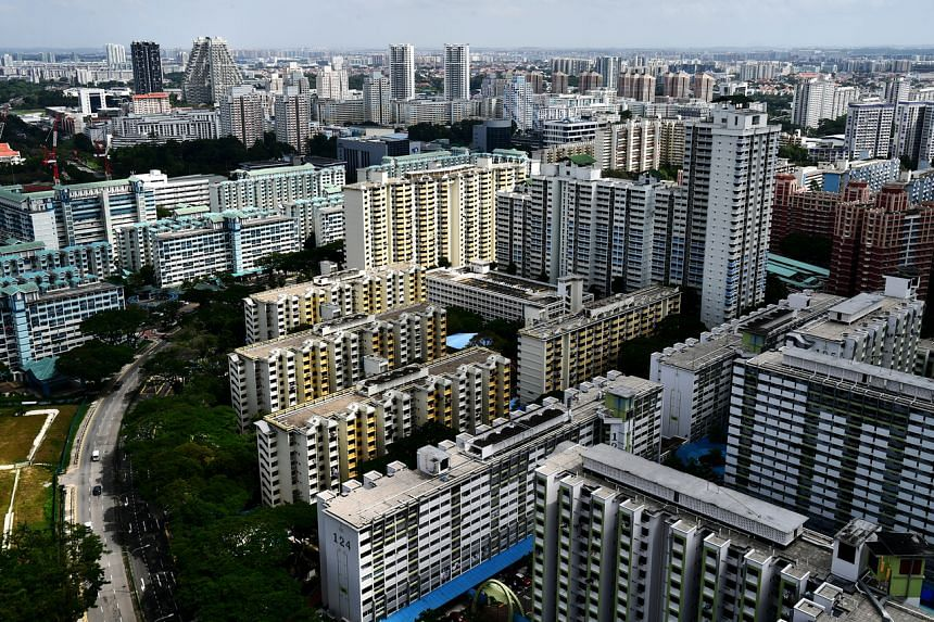 More HDB flats changed hands in January compared with December and their prices inched up by 0.5 per cent.