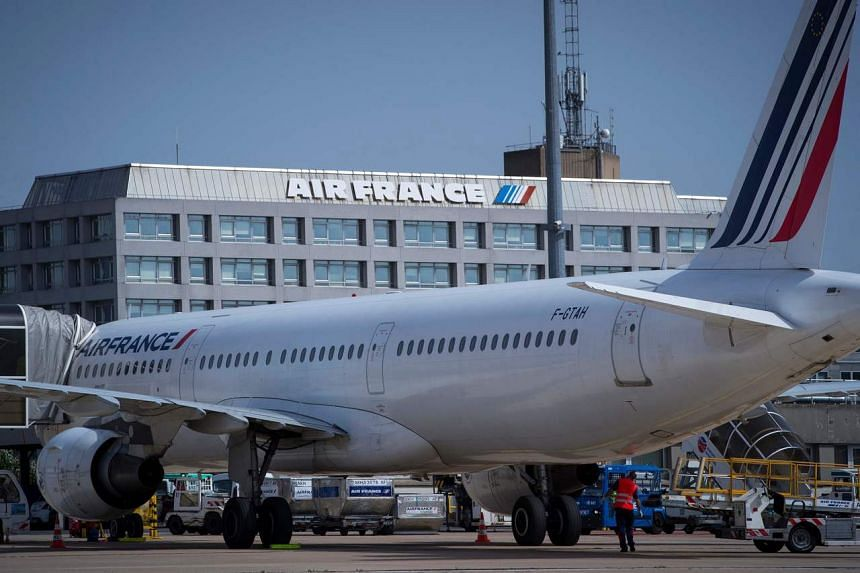 Air France-KLM had already suspended all flights to and from China until Feb 9 and last week began flying employees out of the country.