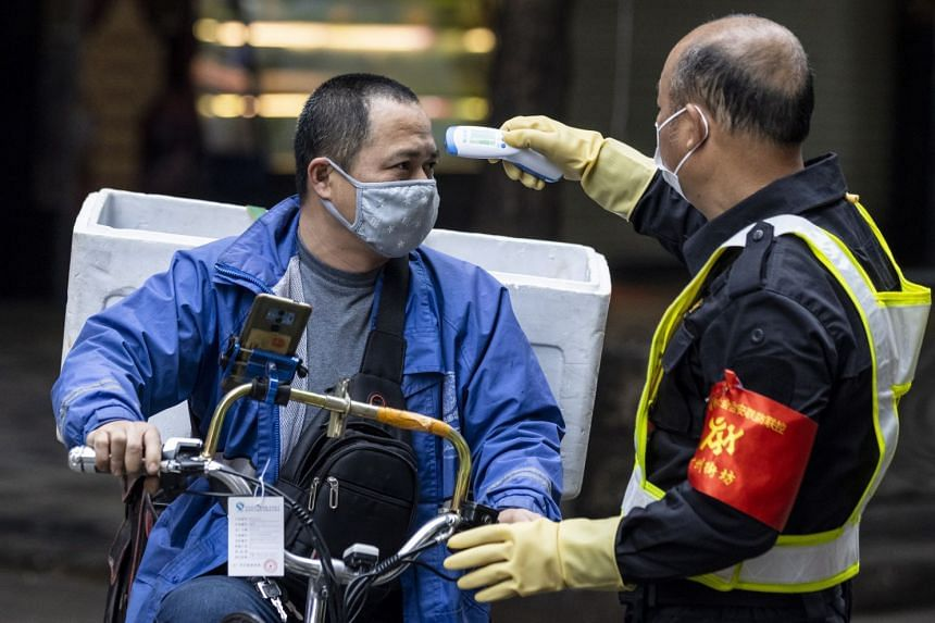 Coronavirus death toll in China rises to 636