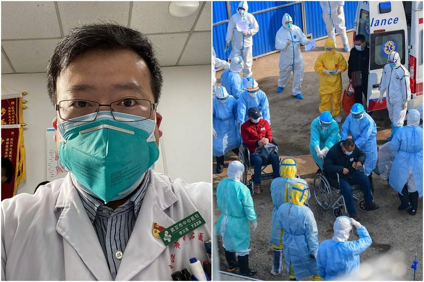 """Dr Li Wenliang had been worried the hospital would punish him for """"spreading rumours"""" but felt relieved after the top court publicly criticised the police."""
