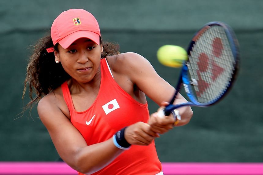 Without Naomi Osaka, Japan easily bounced from Fed Cup tie